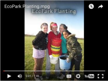 EcoPark Planting